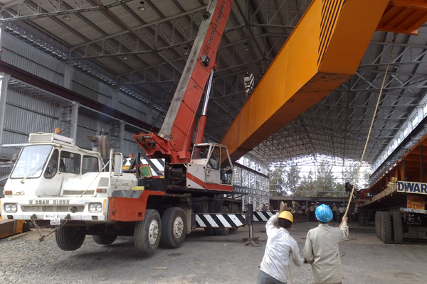 crane rental services in ahmedabad
