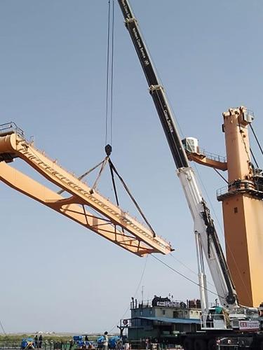 #alt_tagStructural Erection Service in bapunagar
