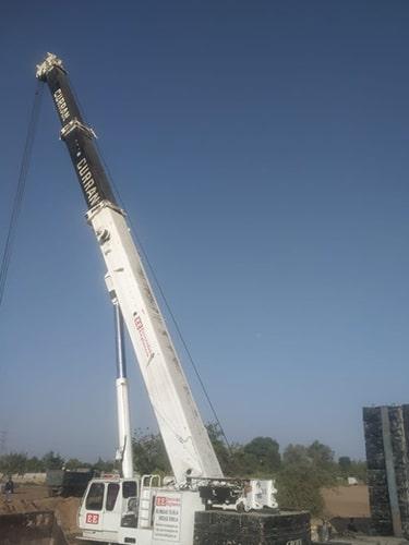 pg-25 , हाइड्रॉलिक क्रेन रेंटल सर्विस सर्विस प्रोवाइडर, अहमदाबाद