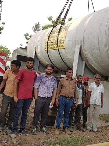 हाइड्रॉलिक क्रेन रेंटल सर्विस सर्विस प्रोवाइडर Ahmedabad, Vatva GIDC, Odhav GIDC