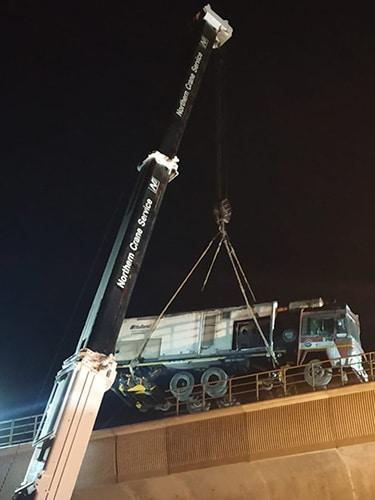 #alt_tagEOT Crane Installation Service